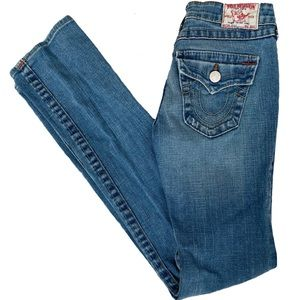 True religion section billy straight jeans